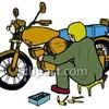 Free oil change! Drakes Mobile Cycle/ATV Repair